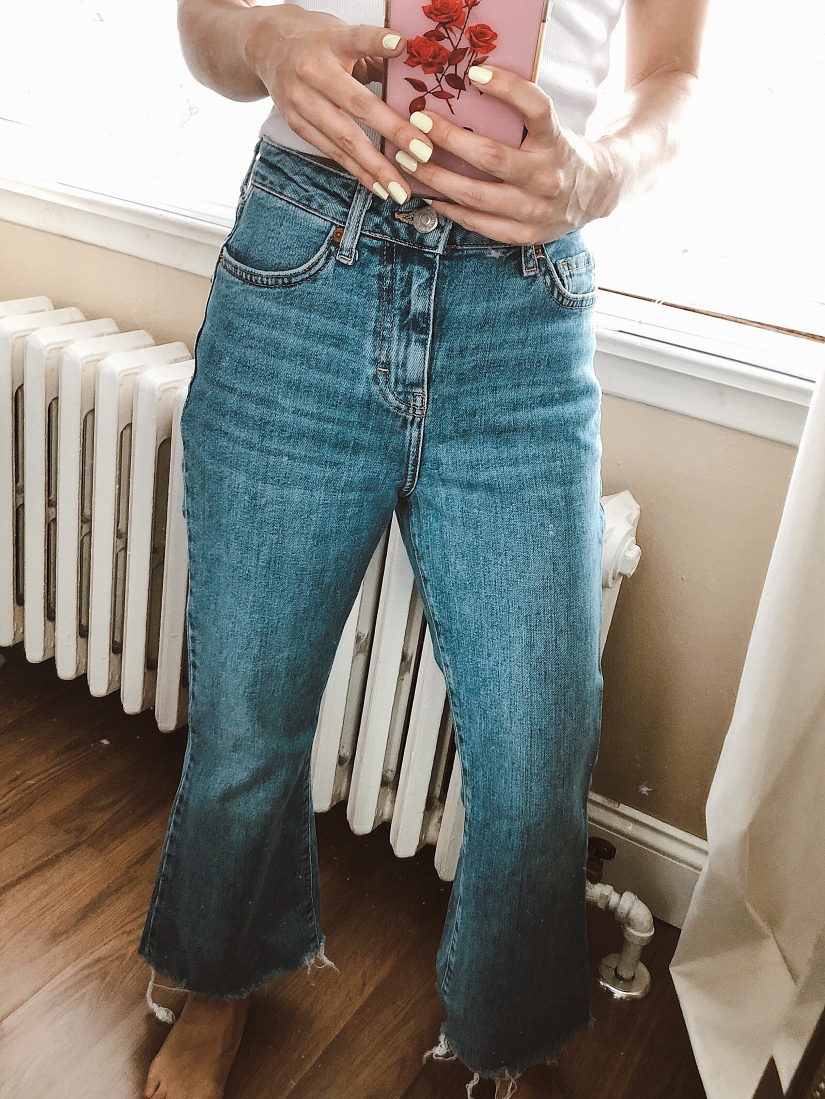 My Favourite: TOPSHOP Jeans